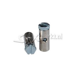 Schraubnippel Bremskabel (pro stück)