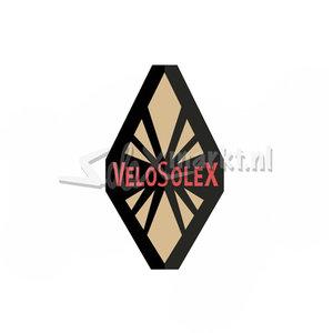 Aufkleber Gabelkopf VeloSolex