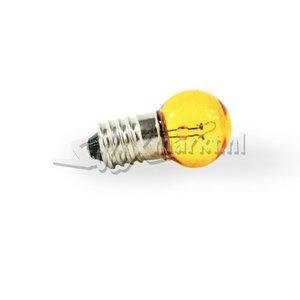 Glühlampe Gelb