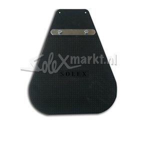 Schmutzfänger schwarz / langes Modell mit Solex-Aufdruck