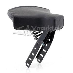 Sattel komplett Solex 3300-3800-5000-Micron-Oto-4800 black 'n roll