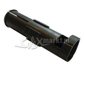 Gasdreh-Griffhülse Kunststoff Solex 3800 - Solex 5000