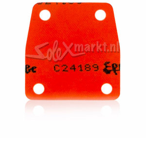 Pumpenmembran (Rot) Top Qualität