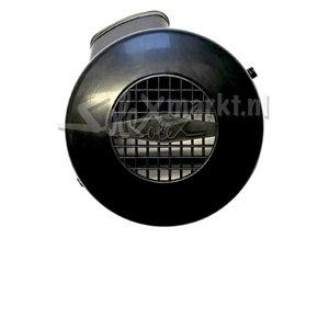 Solex Lichtmaschinendeckel - Schwarz