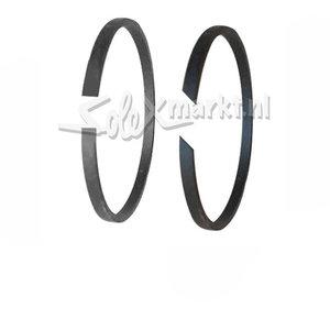 Kolbenringe (2x) Alter typ Solex