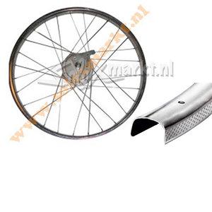 Solex Hinterrad (Nabe hinten) 19 '' - komplett