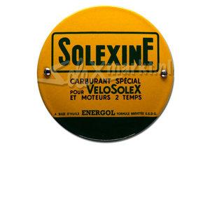 Solexine emaille Platte - (10cm)