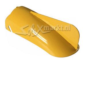 Vorderes Motorschutzblech Gelb