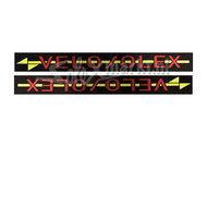 Sticker VeloSolex Geel/Rood